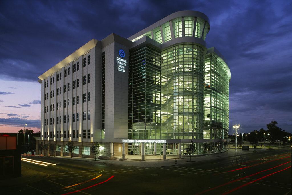 GVSU Cook DeVos Center for Health Sciences