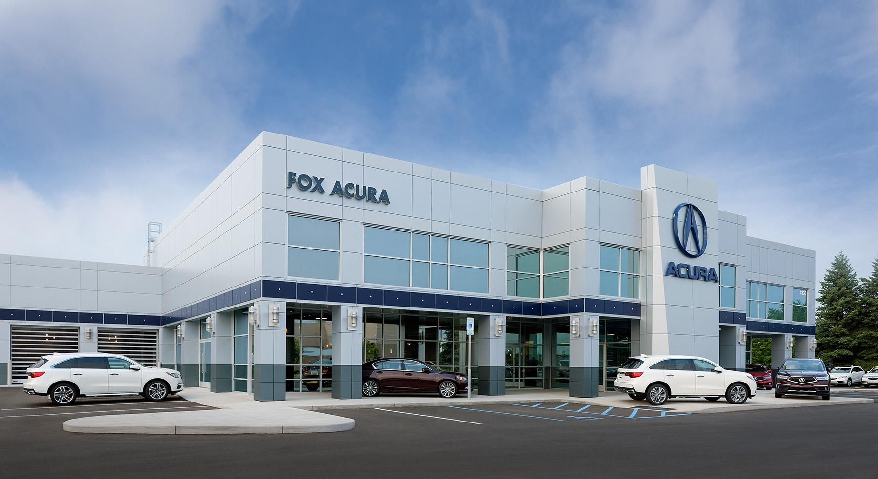 Fox Acura