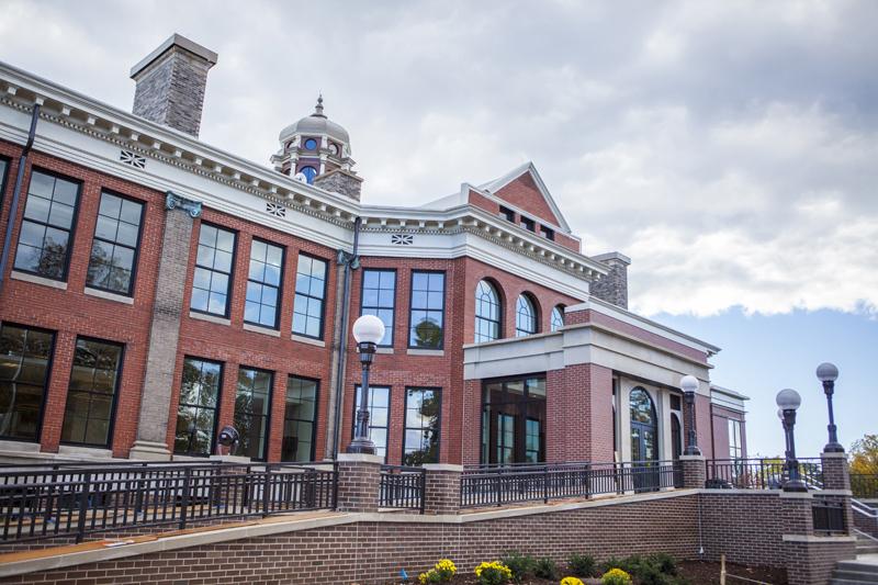 Western Michigan University Heritage Hall
