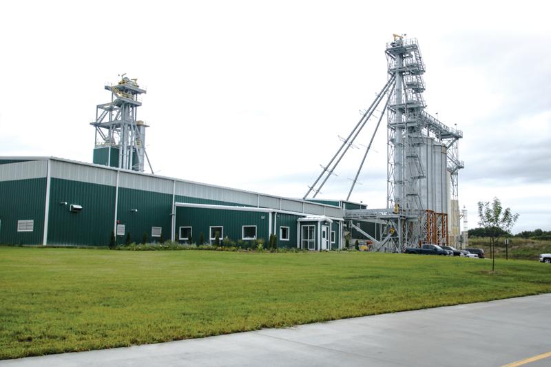 Cargill Feed Mill