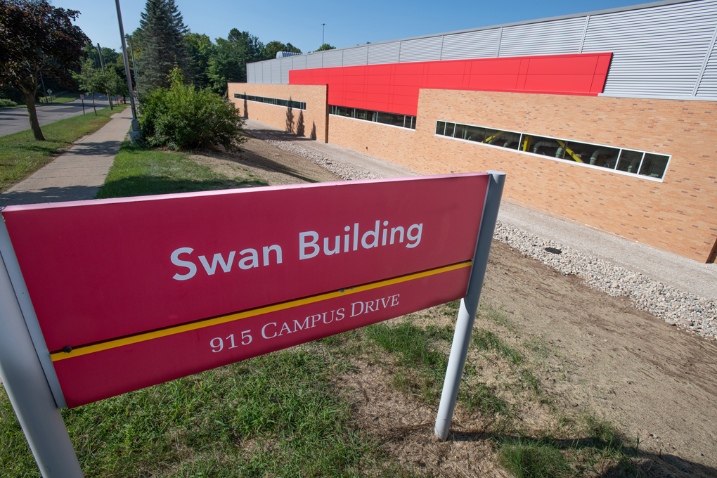 Ferris State University's Swan Technical Arts Building