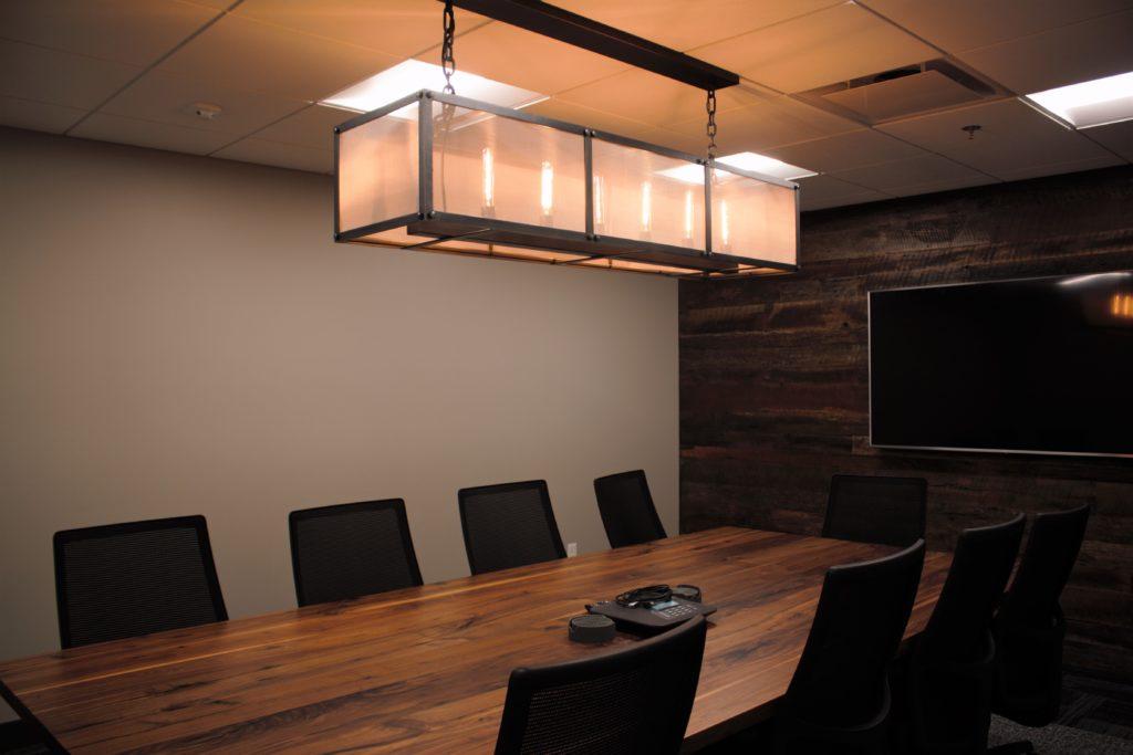 Andy Egan Office