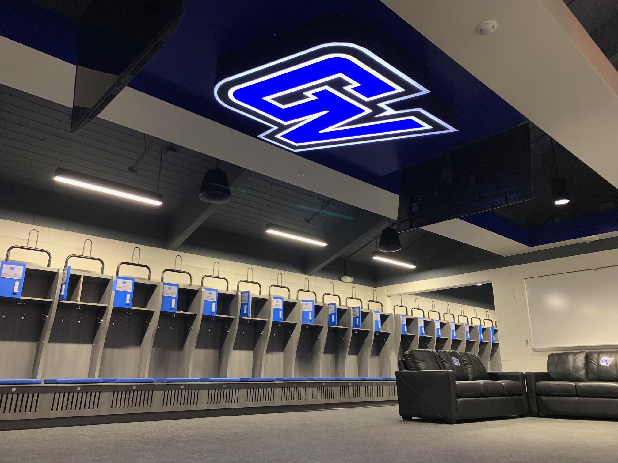 GVSU - Jamie Hosford Football Center
