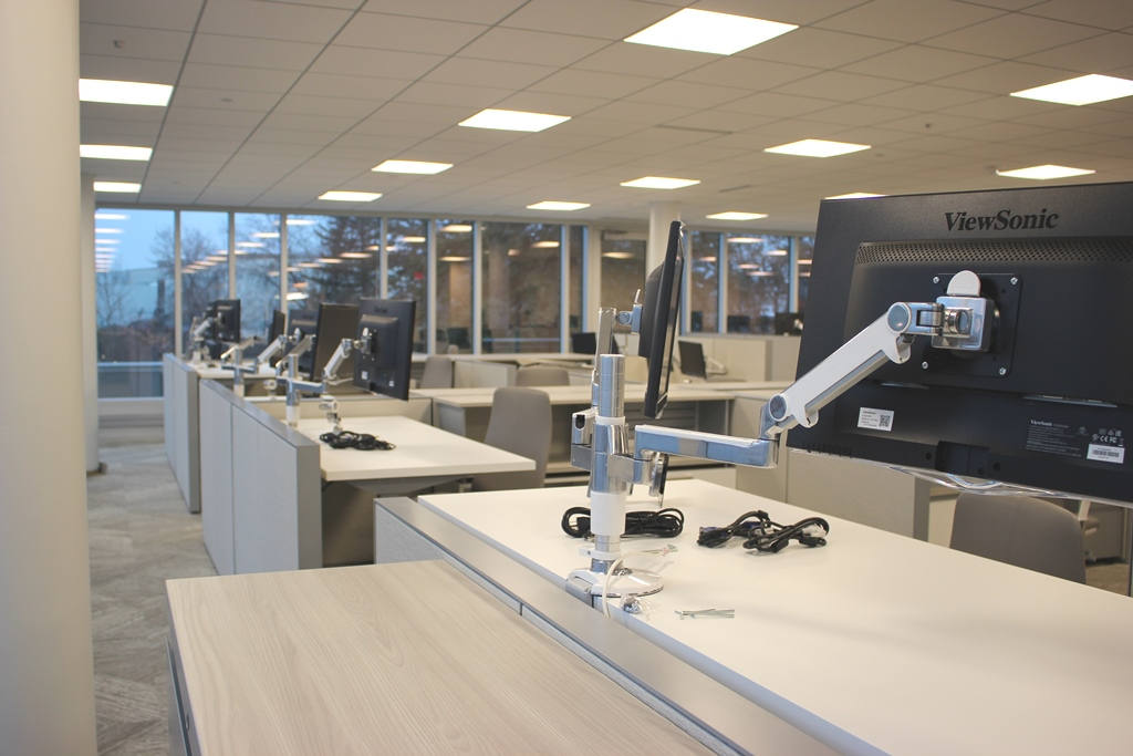 Bissell Office Remodel
