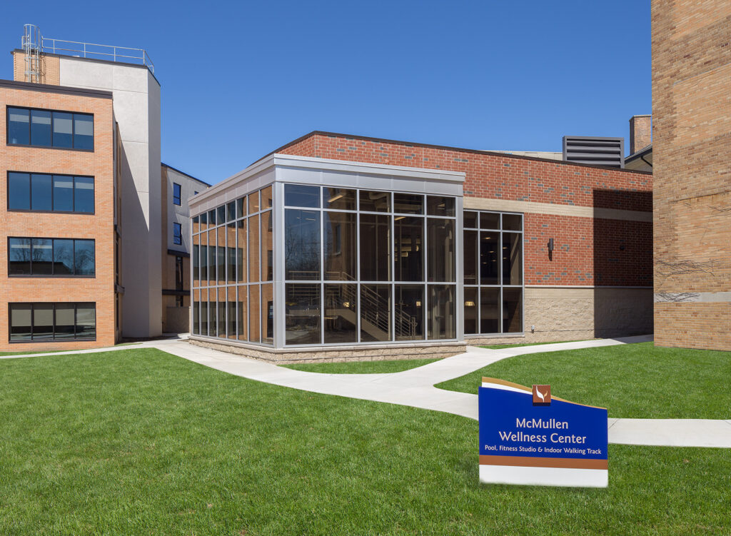 UMRC Chelsea - McMullen Wellness and Aquatic Center