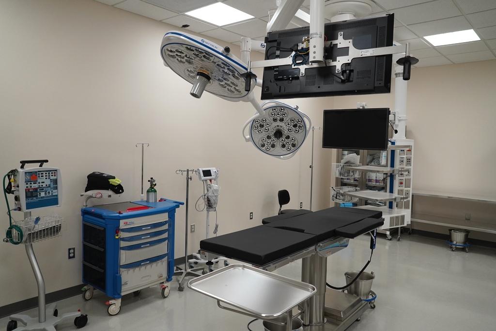 GVSU - Daniel and Pamella DeVos Center for Interprofessional Health